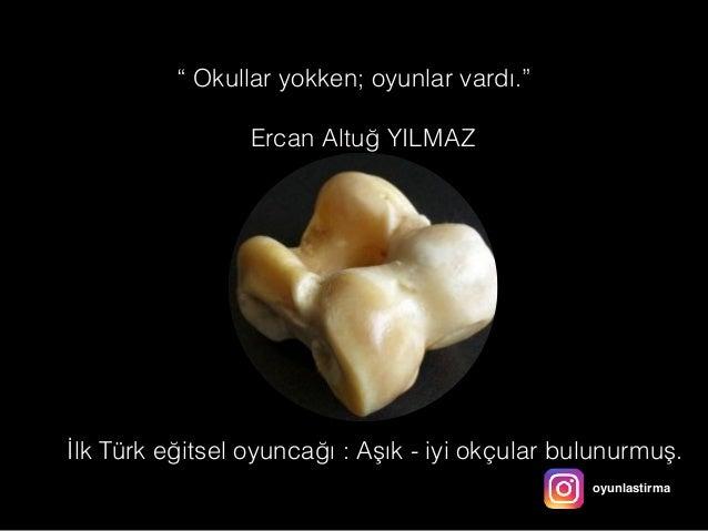 VII. Zeka ve Yetenek Kongresi – 5-6 Ekim 2019 ODTÜ - Ercan Altuğ Yılmaz : Oyun'u Ciddiye Alın Oyunlaştırın