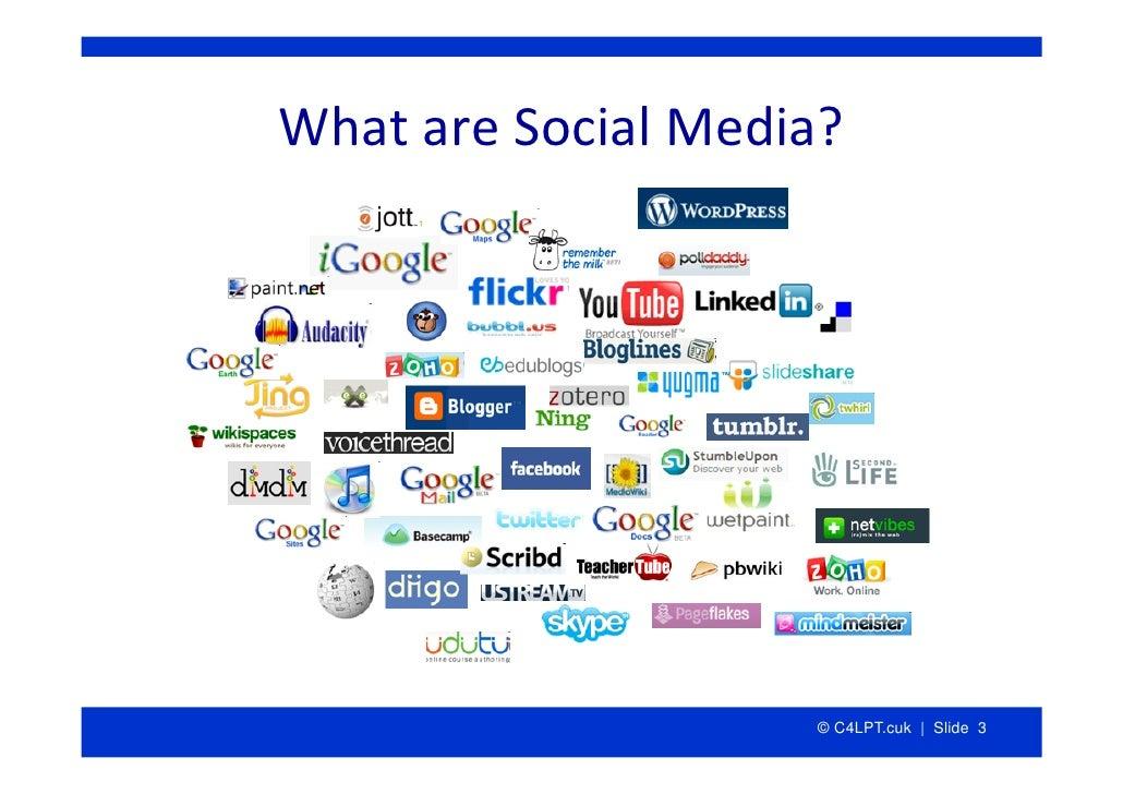 WhatareSocialMedia?                         © C4LPT.cuk | Slide 3