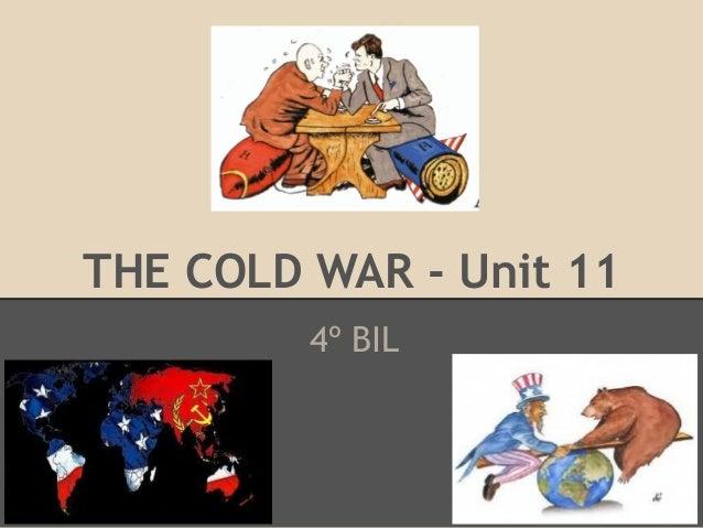 THE COLD WAR - Unit 114º BIL