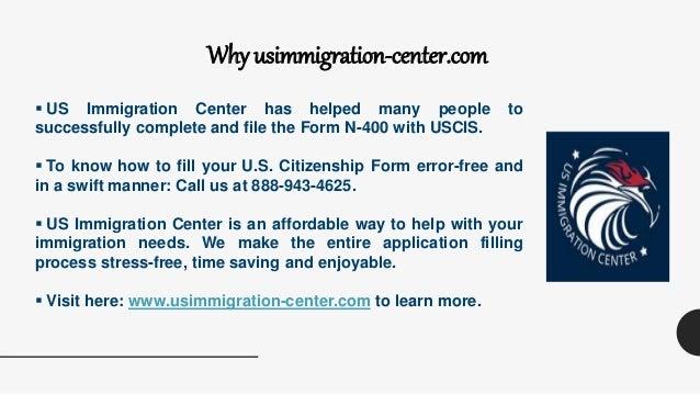 U.S. Citizenship Application Form Online