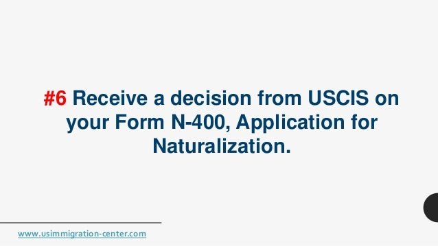 US Citizenship Application Form Online