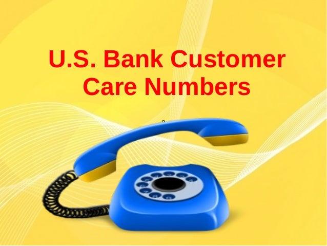 usbank customer care