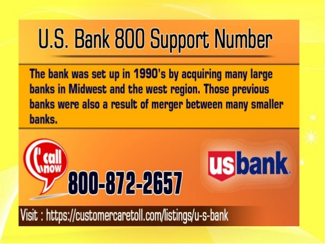 call us bank 1 800 number