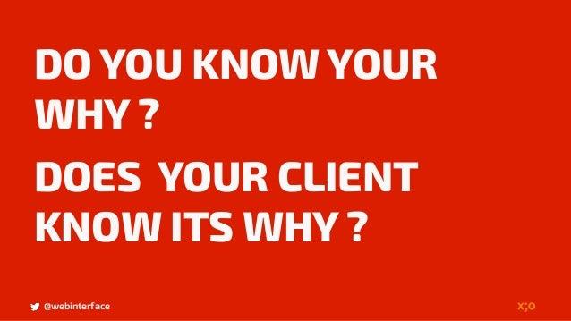 @webinterface FACTS FROM THE USER ! @webinterface
