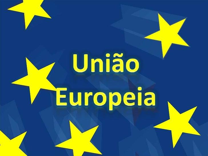 União <br />Europeia<br />