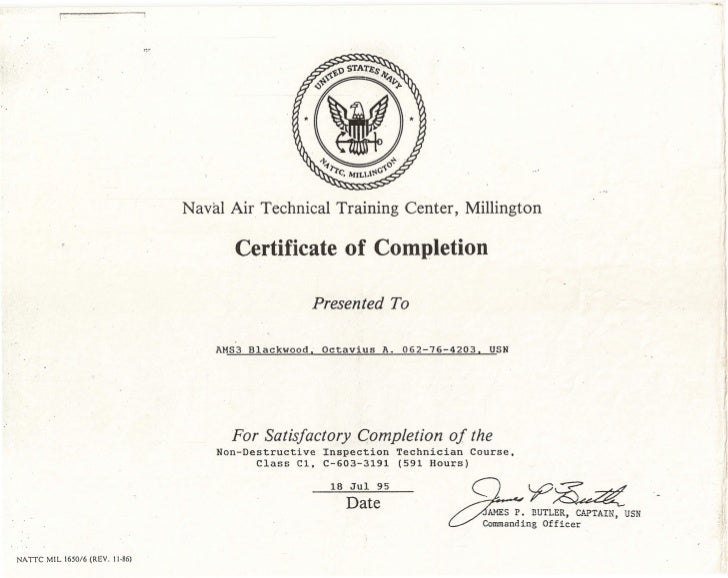 Certificate of apprenticeship sample gallery certificate design us department of defense ndi equivalency letter us navy certifi 10 g 2 yadclub gallery yadclub Gallery