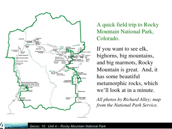 A quick field trip to Rocky Mountain National Park, Colorado.   If you want to see elk, bighorns, big mountains, and big m...