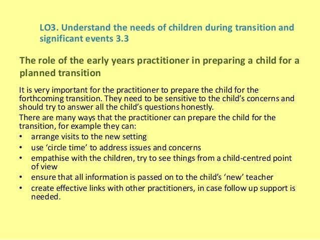 transitions that most children and young Transcript of tda 21 children and young person development transition write a definition for transition transitions that most children will experience.