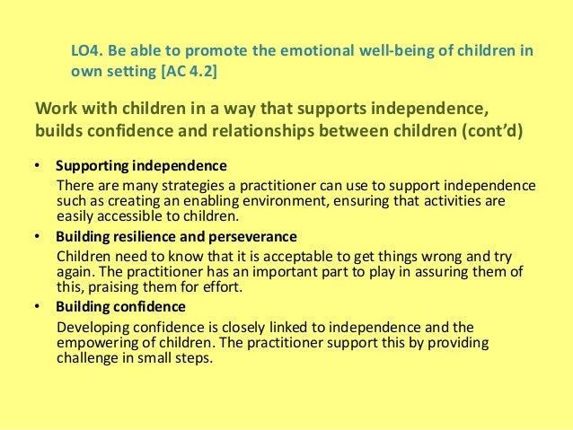 supporting children s social development lindon jennie