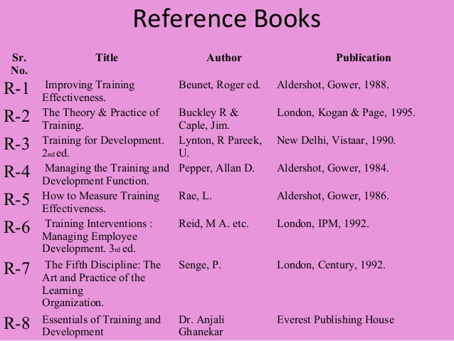 the theory and practice of training caple jim buckley roger