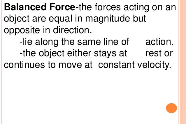 U1 module 1 forces and motion