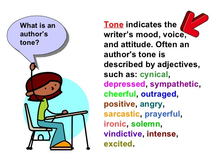 tone of voice essay