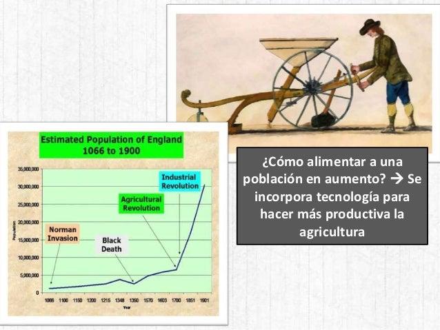 ¿Cómo alimentar a una población en aumento?  Se incorpora tecnología para hacer más productiva la agricultura