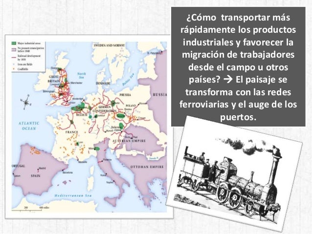 ¿Cómo transportar más rápidamente los productos industriales y favorecer la migración de trabajadores desde el campo u otr...