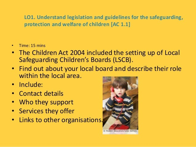 Child protection system in England