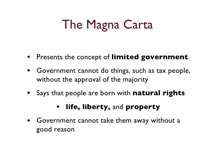 Origins of American Government – Magna Carta Worksheet