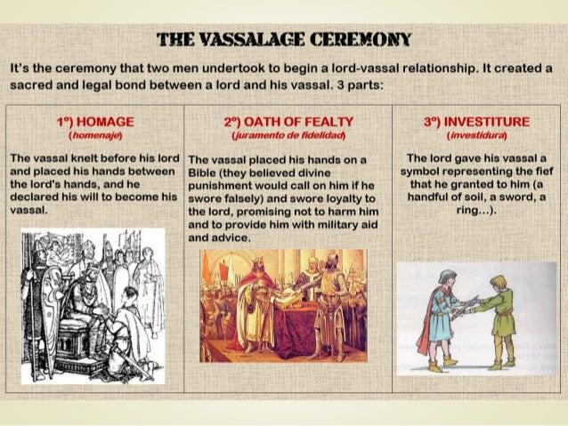 vassal relationship