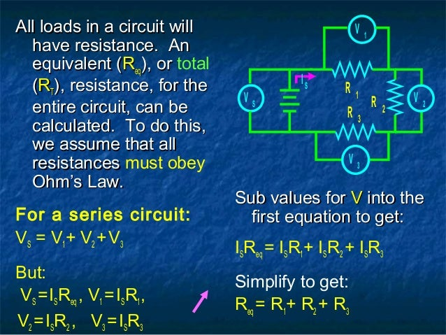 Grade 11,U3 L4-resistance in Series and Parallel CCT's Slide 2
