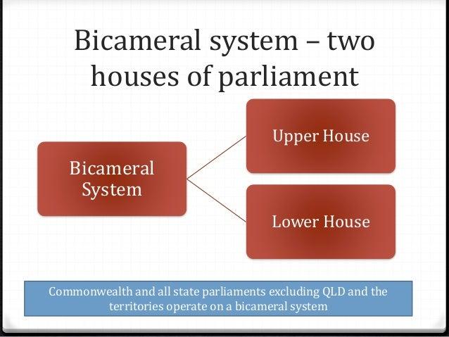 Bicameral system