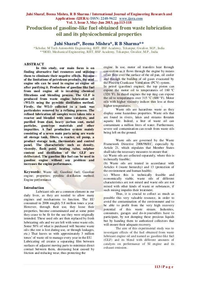 Juhi Sharaf, Beena Mishra, R B Sharma / International Journal of Engineering Research andApplications (IJERA) ISSN: 2248-9...