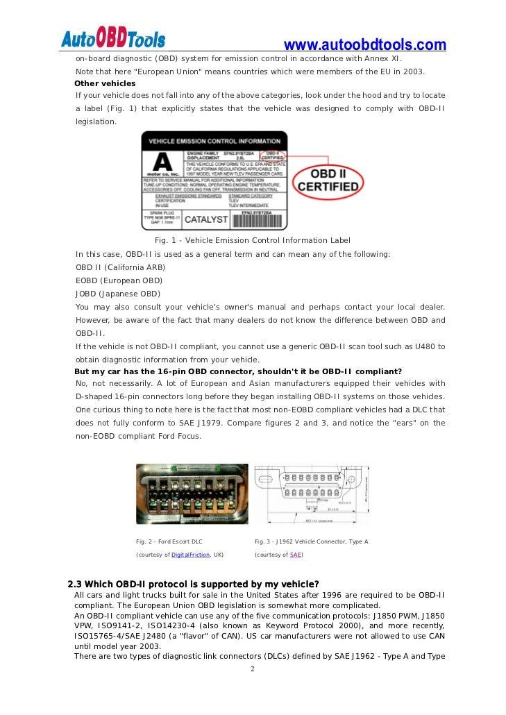 Ford error code user manuals array u381 live data scanner auto code reader obd2 user manual rh slideshare net fandeluxe Gallery