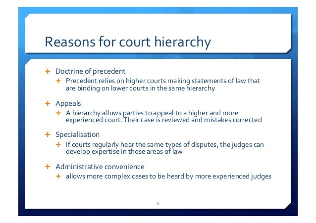 "the advantages and disadvantages of the doctrine of precedent essay Essay topic: critically evaluate the advantages and disadvantages of the doctrine of binding precedent in english courts in the english legal system in the united kingdom, according to the act of settlement 1700, ""judges should theoretically make their decisions based purely on the logical deductions of precedent, uninfluenced by."