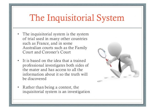 injustice in the adversarial system Injustice of the justice system another form of injustice the justice system is depicted by the manner by  adversarial system of justice.