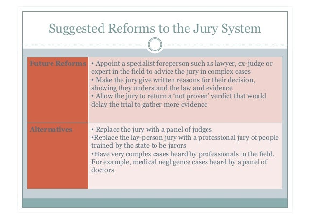 the value of a jury system Learn about the history of the jury system where the value in controversy shall exceed twenty dollars, the right of trial by jury shall be preserved.