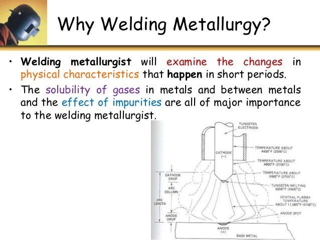 14DMI02 - Physical Metallurgy of Welding physical metallurgy of welding