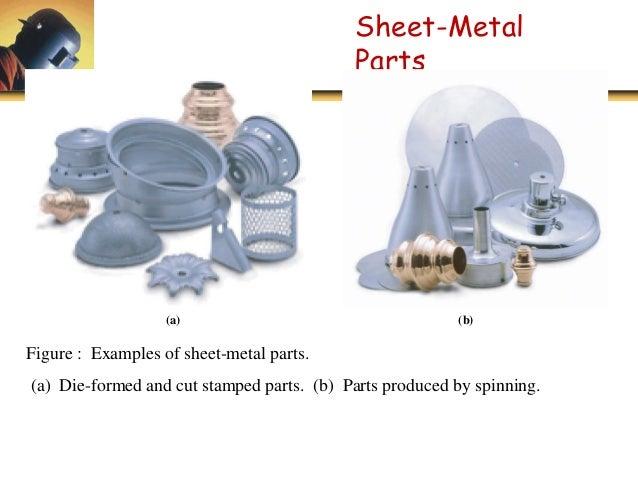 U4 P4 Sheet Metal Operation