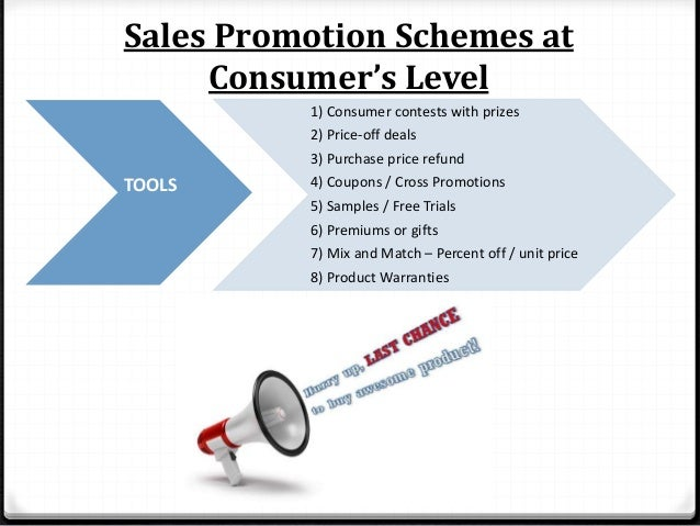 Sales Promotion Schemes at Dealer's Level 1) Price offs or off invoice or off- list 2) Allowances like advertising allowan...
