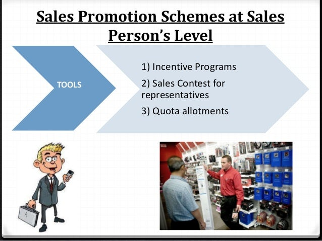 Timing, Duration and Frequency of Scheme Timing of Scheme • Sales Promotion scheme should not be announced when retailer s...