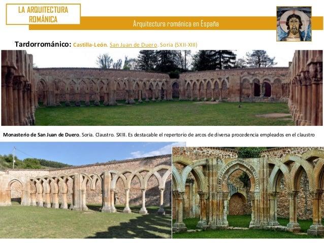 U8 arte rom nico vi arquitectura rom nica en espa a for Arquitectura islamica en espana