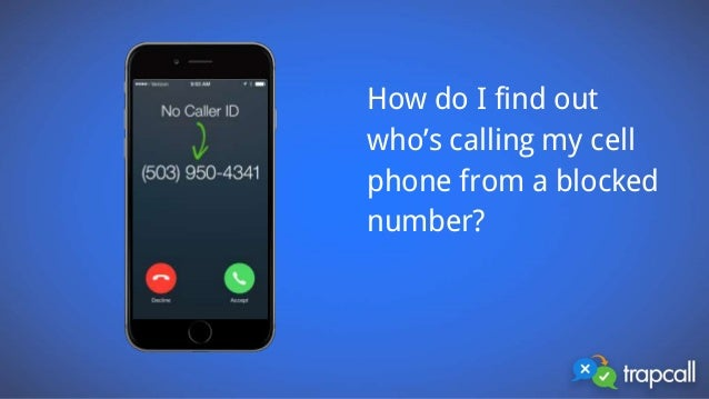 An Unknown Caller Keeps Ringing