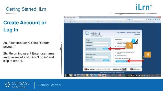 Ua span 325 - i lrn registration instructions - online