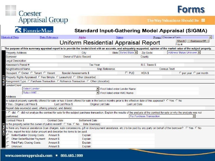 Appraisal Form 2006 Enhanced Desk Review Hostgarcia