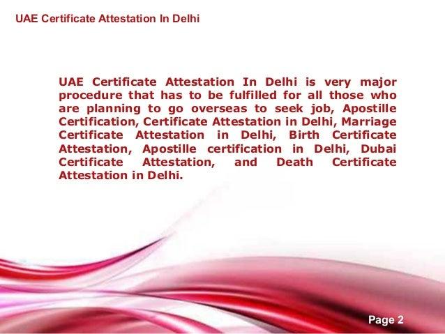Uae certificate attestation in delhi 2 638gcb1380776729 free powerpoint toneelgroepblik Choice Image