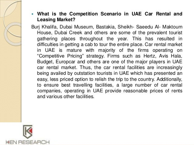 Self Drive Car Rental Dubai