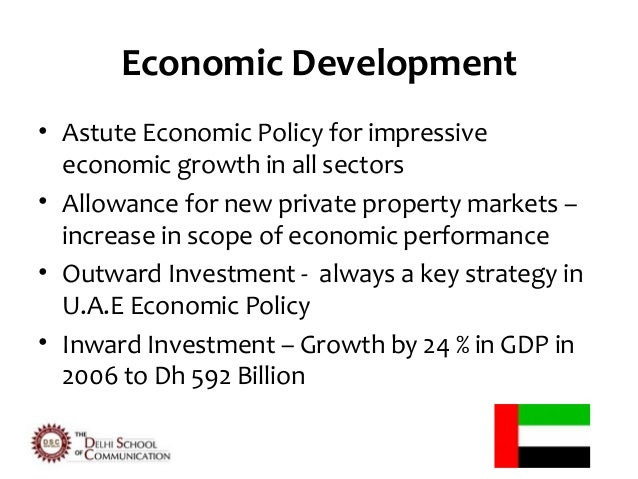 uae economic and social development economics essay Compare and contrast the economic, social, and political development essay sample 1compare and contrast the economic, social, and political development of new england and the chesapeake bay colonies.