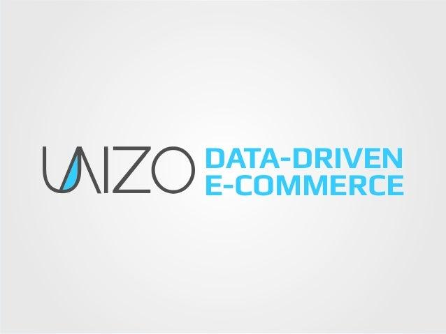 DATA-DRIVENE-COMMERCE