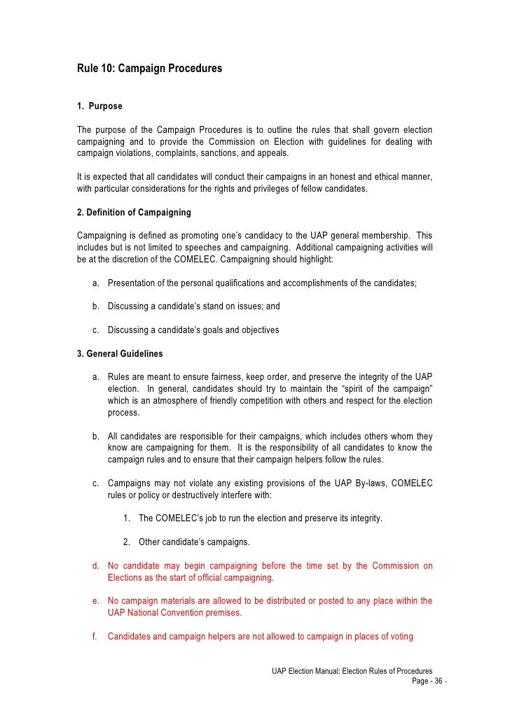 ua&p essay example