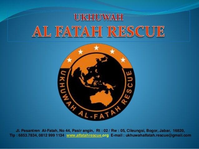 Jl. Pesantren Al-Fatah, No 44, Pasir angin, Rt : 02 / Rw : 05, Cileungsi, Bogor, Jabar, 16820, Tlp : 6853.7834, 0812 999 1...
