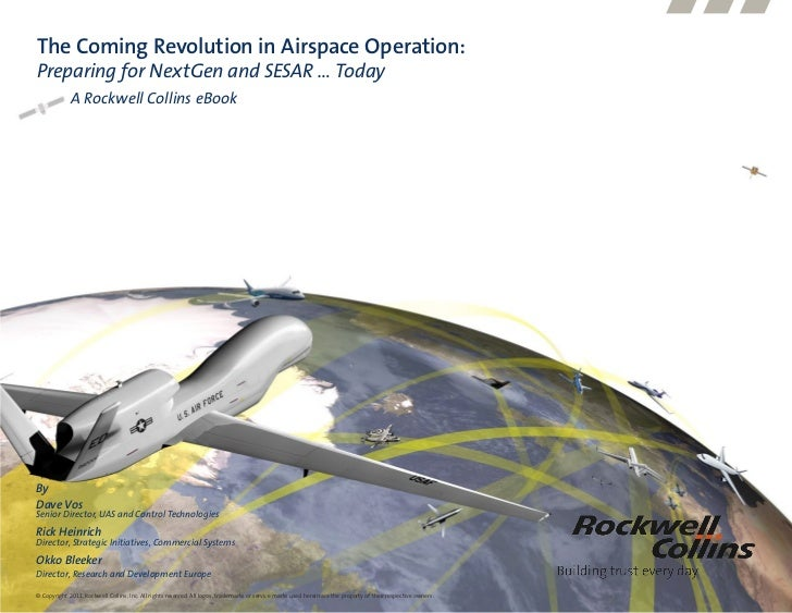 The coming revolution in airspace operation the coming revolution in airspace operation preparing for nextgen and sesar fandeluxe Images
