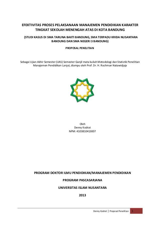 contoh proposal tesis kuantitatif ilmu komunikasi SP ZOZ   ukowo