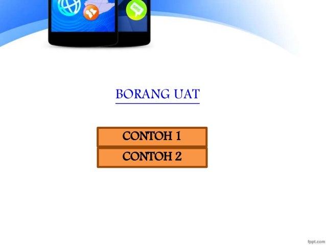 User Acceptance Test Uat