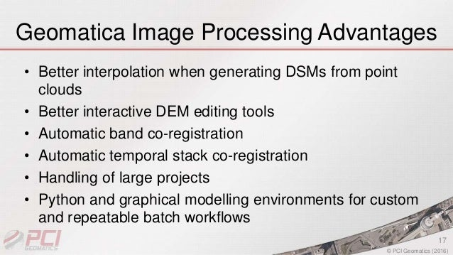 Get more from your UAV Imagery