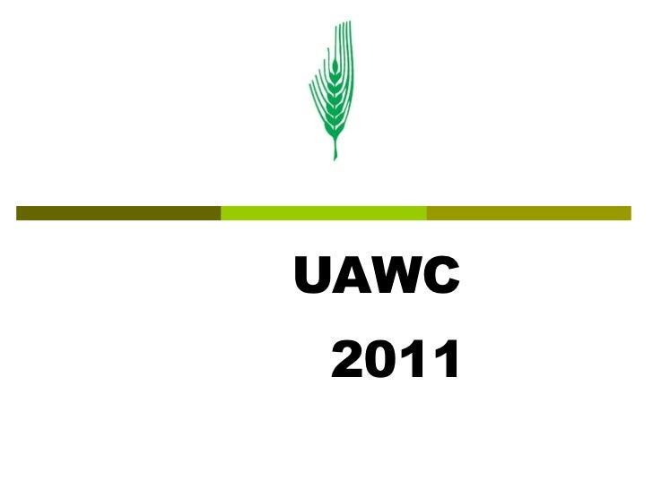 UAWC 2011