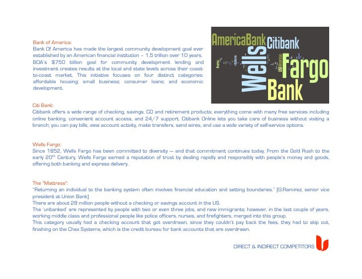 union bank standing out among the forest rh slideshare net Floating Money Companies That Wire Money