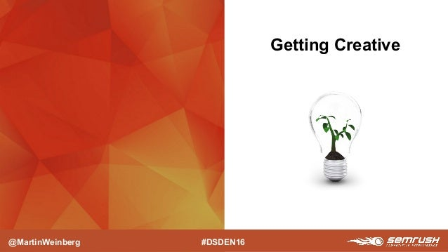 Expand Your Marketing With Creative Keyword Research Slide 2