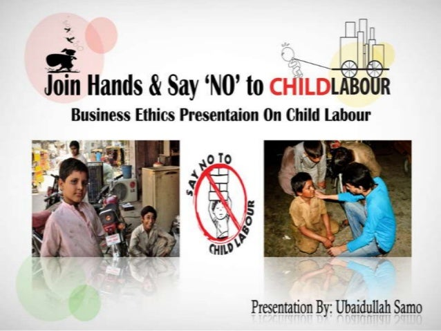 Child Labour Child labour is not only a social problem but also an economic one. A child work for fourteen hours a day is ...